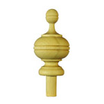 Furniture Finials 63x34 diameter